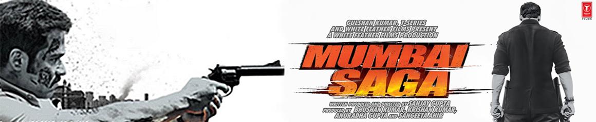 Mumbai Saga Bollywood Movie Banner Cinema3